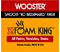 Wooster Foam King Brush